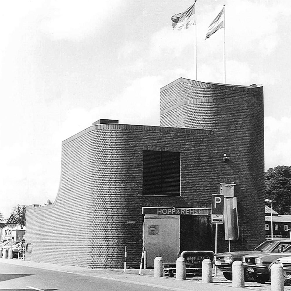 Das Eishaus in Eckernförde
