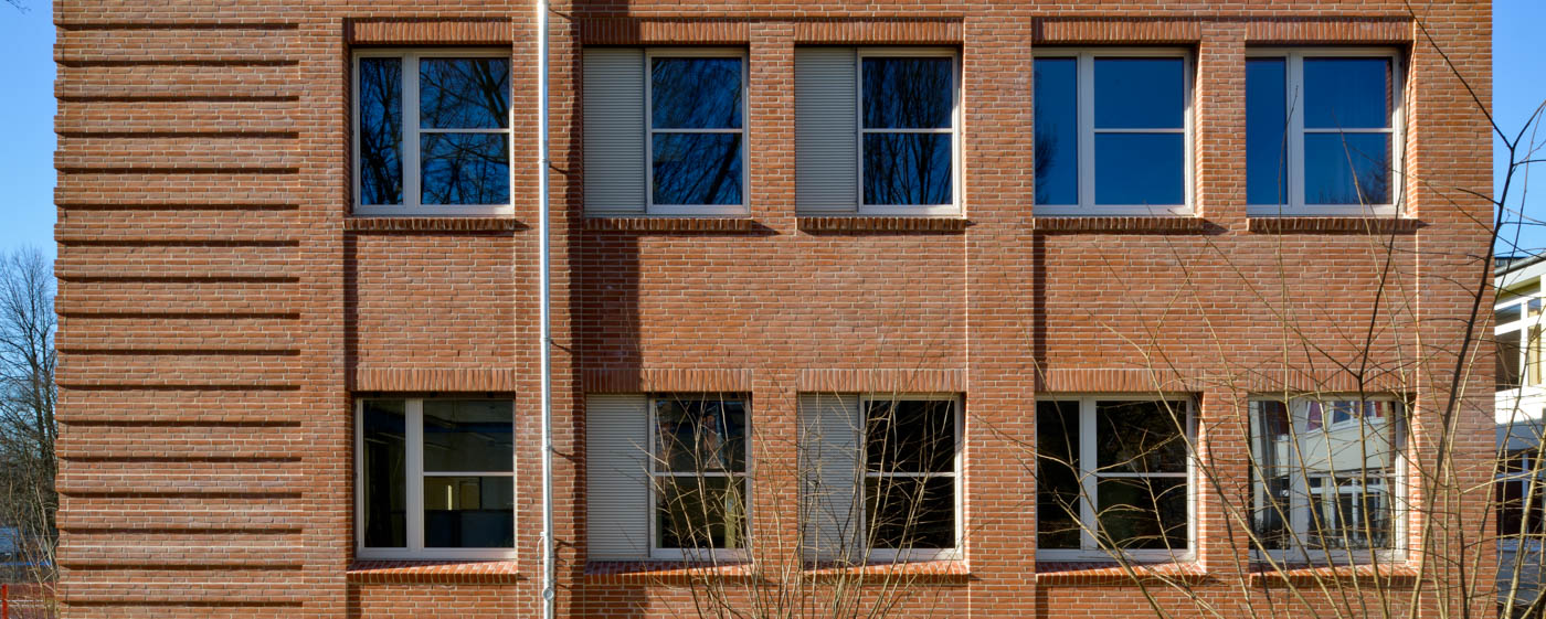 Heinrich-Hertz-Schule Fassade