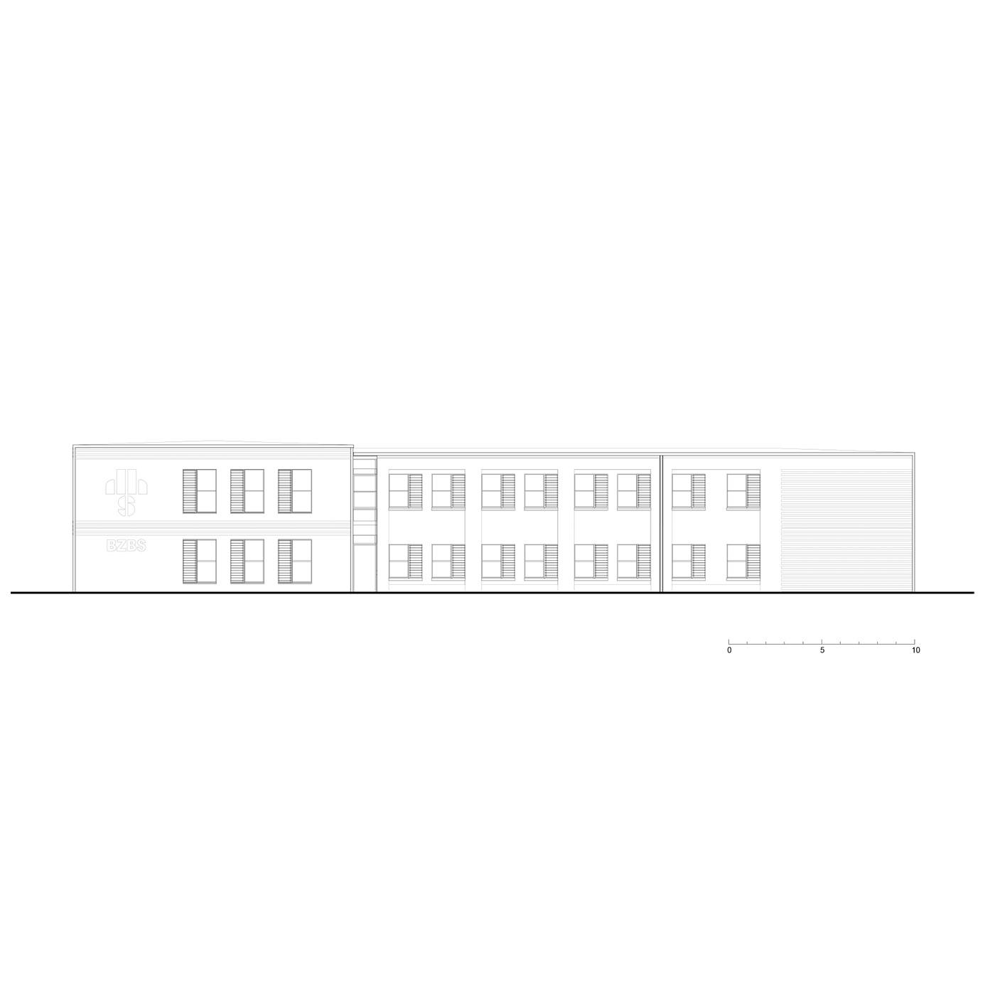 Heinrch-Hertz-Schule Ansicht