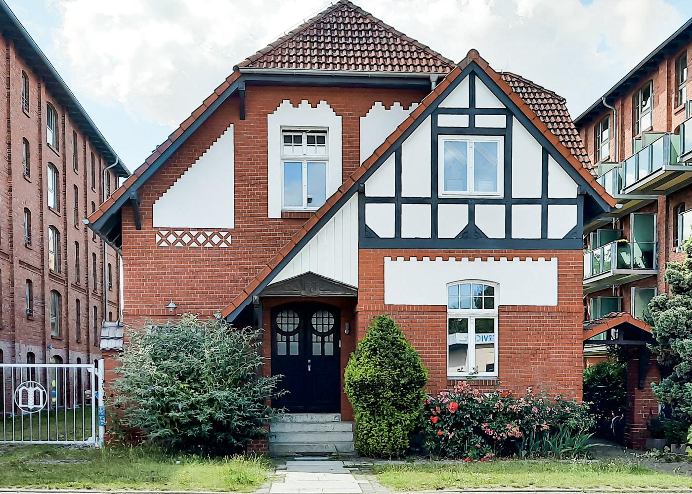 Außenansicht rimpf Architekturbüro in Greifswald