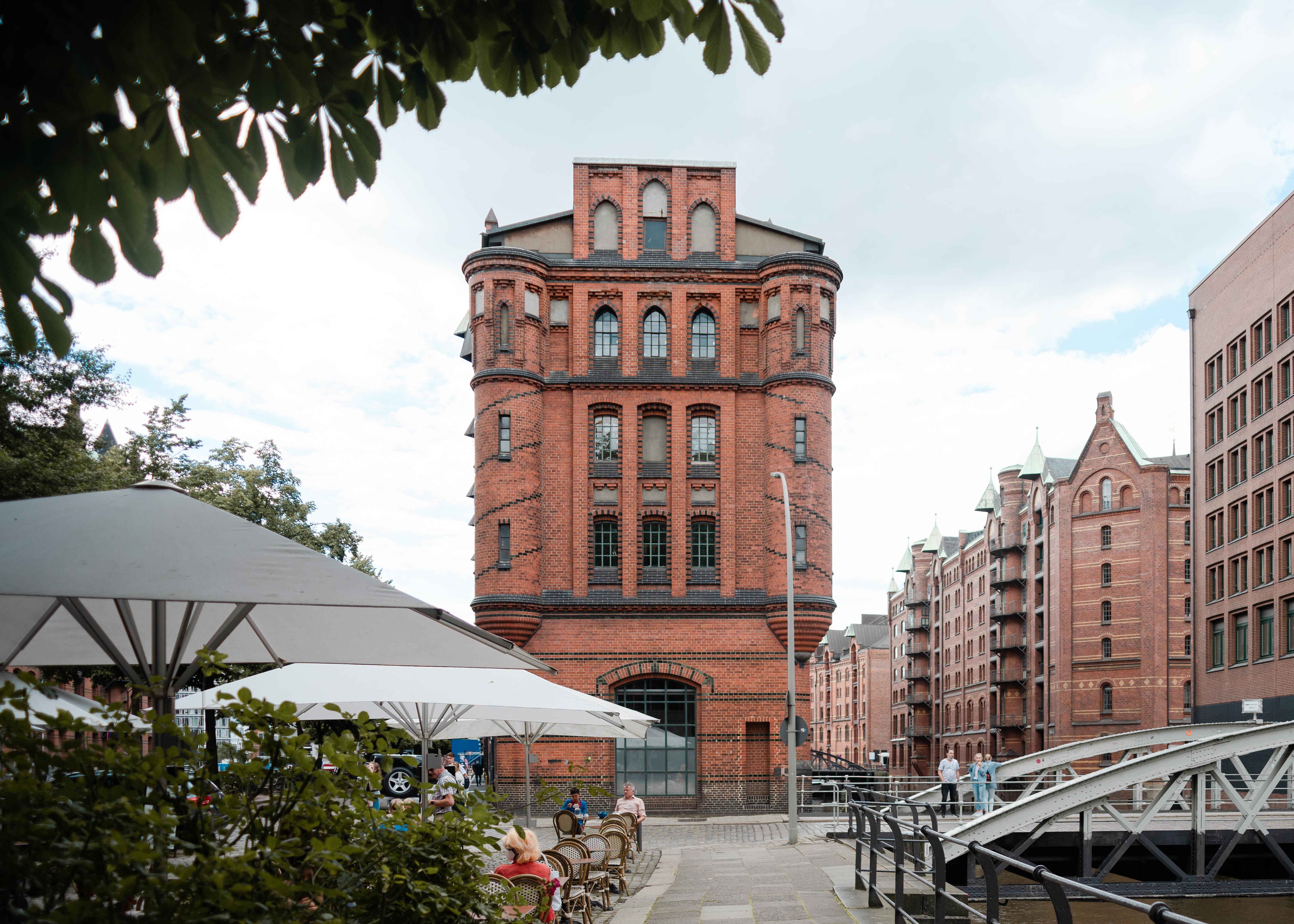 Das rimpf Architekturbüro in der schönen Hamburger Speicherstadt